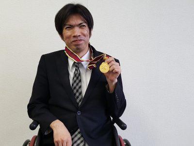 2020年東京パラリンピック出場を目指して@ひゅーまにあ千葉
