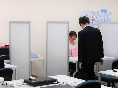 <お知らせ>3事業所合同で「模擬面接会」を行いました@千葉・千葉中央
